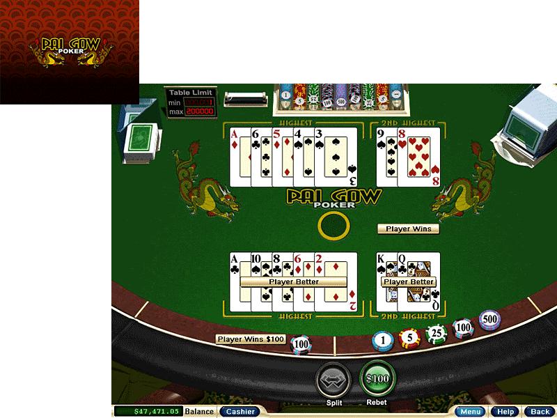 online casino signup bonus caribbean stud