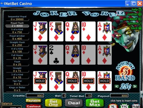 online casino signup bonus joker online